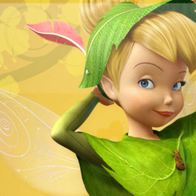 Cute Fairy Tinkerbell Facebook Timeline Profile Cover Mybarbiegame Full