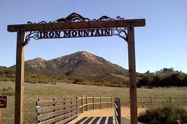 iron mountain, poway, California, United States