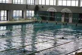 Indoor Swimming Pool In Bratislava, Pasienky, Slovakia
