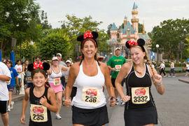Disneyland Half Marathon, California, United States