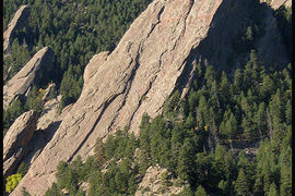 Flatirons, Colorado, United States