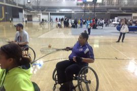 Paralympic Experience @ VCU Siegel Center, Virginia, United States