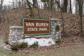 Van Buren State Park, Michigan, United States