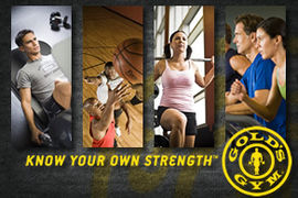 Gold's Gym, Springfield, Oregon, Oregon, United States