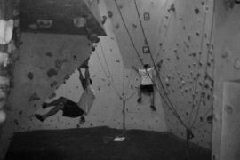 Jonathan Belden Daniels Climbing Gym, New Hampshire, United States