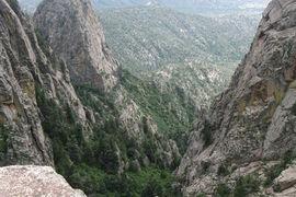 La Luz Trail, New Mexico, United States