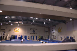 UC Berkeley Gymnastics, California, United States