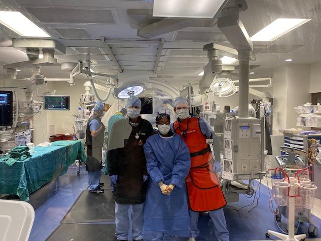 The Emory Healthcare Cath Lab Teams
