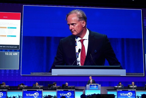 TCT 2018, Day Four: Bioresorbable Scaffolds, Renal Denervation, Head-to-Head TAVR, INOCA, and . . . That's a Wrap!
