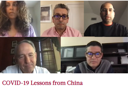 COVID-19 Lessons from China