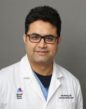 Featured Fellow: Samit Bhatheja, MD, MPH