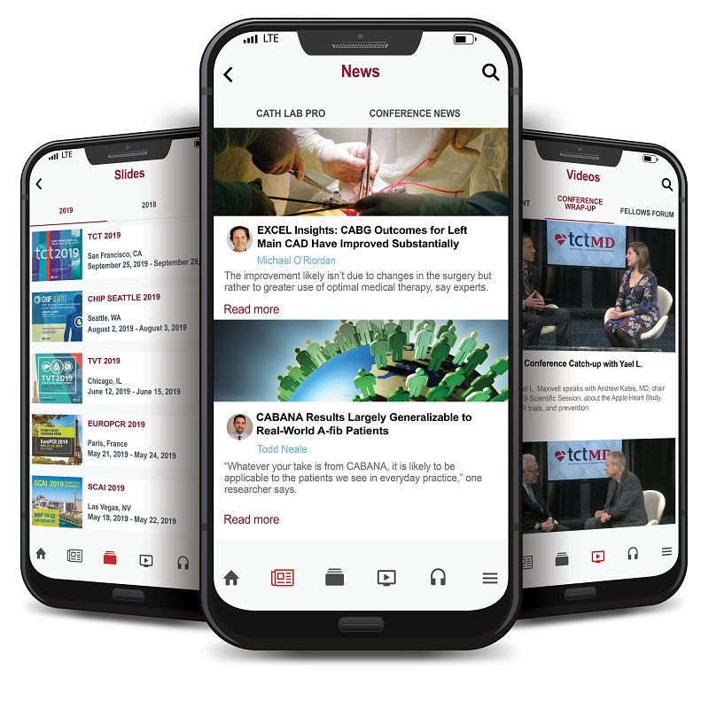 Introducing the new TCTMD app!