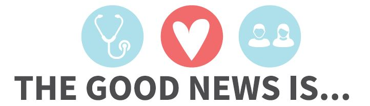 The Good News Is