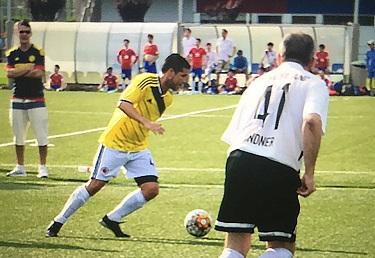 Juan Granada Soccer