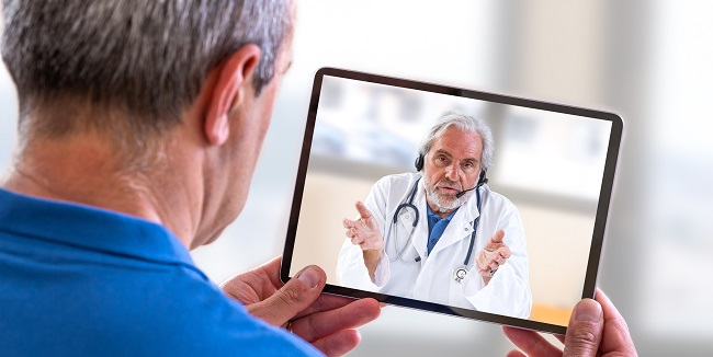 Telehealth Offers a Lifeline for Cardiology Patients During the COVID-19 Pandemic