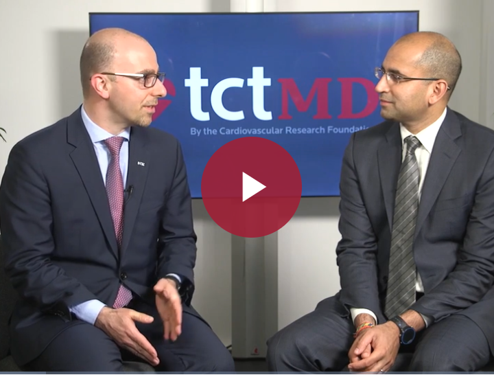EuroPCR 2018: Dr. Chadi Alraies and Dr. Ajay Kirtane Discuss Renal Denervation Updates