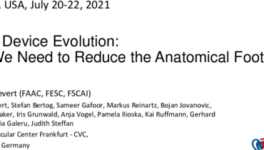 PFO Device Evolution: Do We Need to Reduce the Anatomical Footprint?