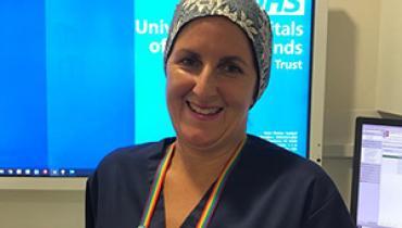 Julie Stubbs, RN