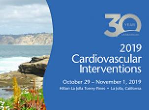 Cardiovascular Interventions 2019