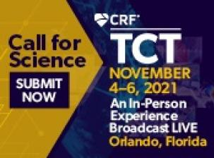 TCT 2021 Call for Science
