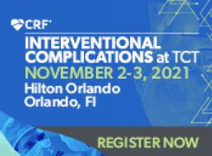 Interventional Complications at TCT 2021