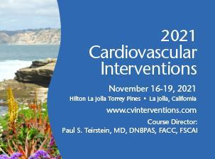 Cardiovascular Interventions 2021