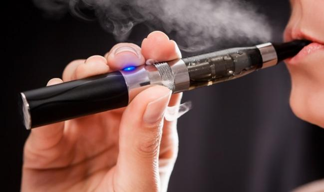 E-Cigarettes May Increase CV Disease Risk Just Like the Real Thing