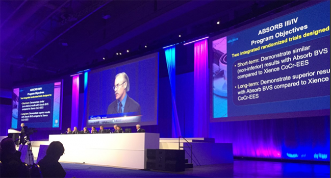 ABSORB III: Two-Year Results Show a Higher MACE Rate Compared With Xience