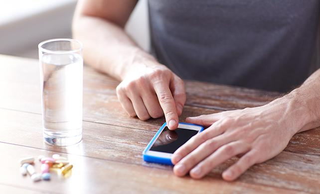 If You Don't Take Your Stroke Meds, This App Will Tell on You