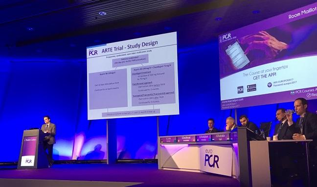 The ARTE of Antiplatelet Therapy After TAVR: Bleeding Greater with Clopidogrel Plus Aspirin vs Aspirin Alone