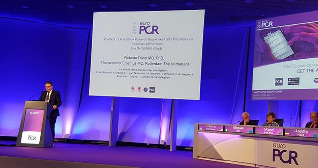FFR-SEARCH Explores Potential of Physiologic Assessment After PCI