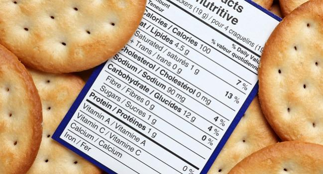 Sodium in Packaged Foods Drops Over 15-Year Period in US Households