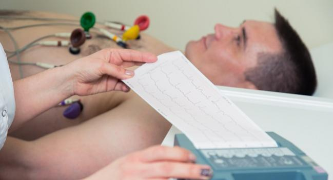 ECGs Ordered After One in Five Annual Health Exams