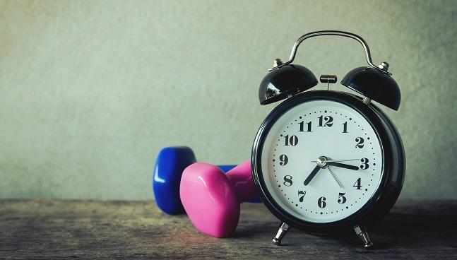 Fellow Talk: Physical Fitness for Fellows: Better Late Than Never