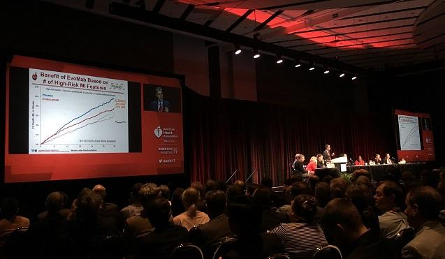Two FOURIER Subgroup Analyses Show Added Benefit of Evolocumab in Those With PAD, Prior MI