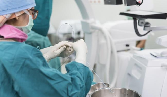 Positionable Shields Slash Radiation Exposure to Cath Lab Staff by Two-Thirds