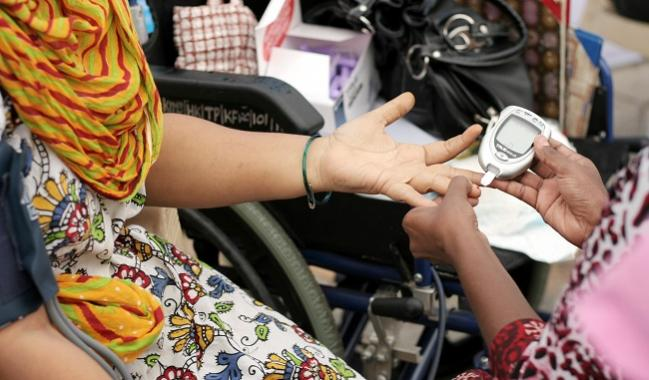 'Call to Action' in India, Where Hypertension and Diabetes Loom Large