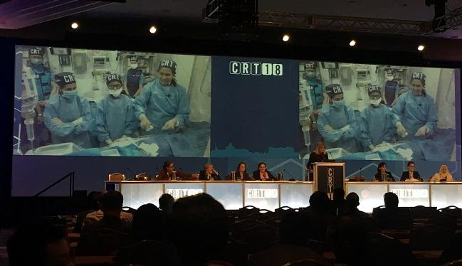 Time to Shine: 'Historic' All-Female Team Takes Over Live Case at CRT 2018