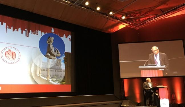Biology in the Back Seat: EAS 2018 Opens With Calls for a Big-Picture Approach to CVD Prevention