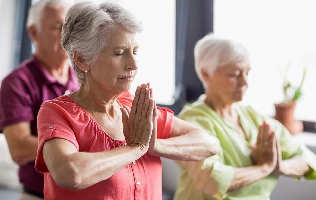 Post-MI Yoga: Randomized Trial Shows Feasibility and Safety as an Option for Cardiac Rehab