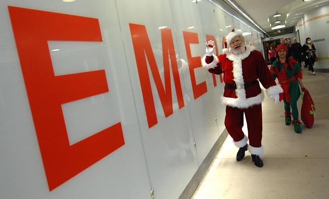 'Twas the Night Before Christmas: Holidays Linked to Higher Risk of Acute MI