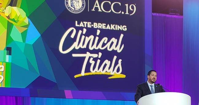 AUGUSTUS: Apixaban Plus P2Y12 Inhibitor the Best Combo in A-fib Patients With ACS or Undergoing PCI