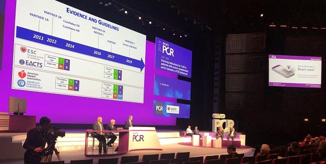 TAVR's Benefit Across 'Spectrum of Risk' Supports Paradigm Shifts, Says EuroPCR Statement