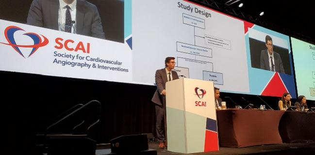 ProGlide Comes Out Ahead of Prostar in Vascular Closure After Transfemoral TAVR: BRAVO 3