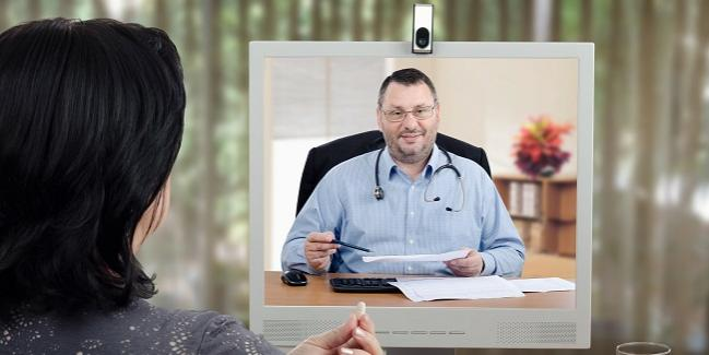 Virtual Doctor Visits Reduce Missed Appointments After HF Hospitalizations: ViV-HF
