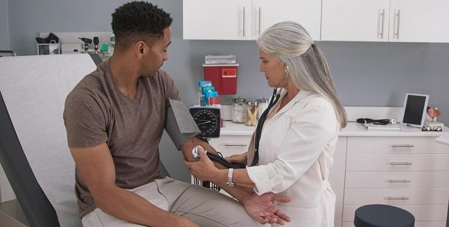 Chronic Stress in African-Americans Linked to Hypertension