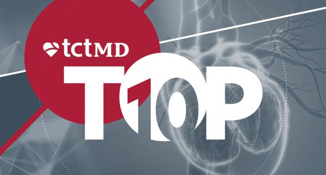 TCTMD's Top 10 Most Popular Stories for November 2019