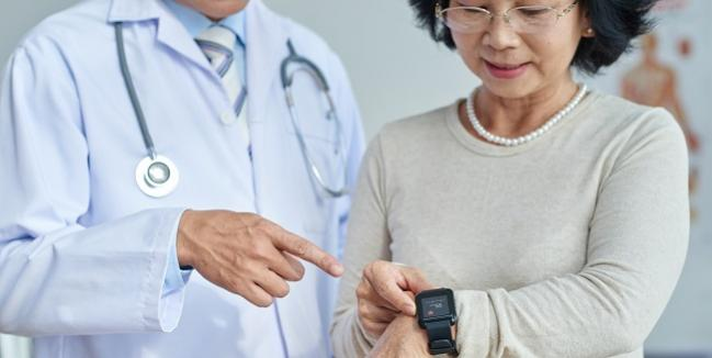 Apple Watch—and a Proactive Patient—Pick Up AV Block Post-TAVR
