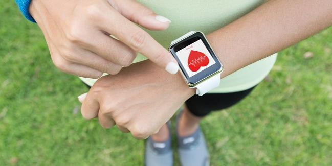 Increased Physical Activity on Apple Watch Lowers BP
