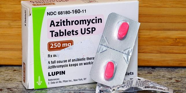 Azithromycin Again Linked to Higher CV Mortality Risk